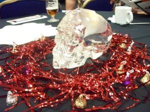 Crystal KOD Skull